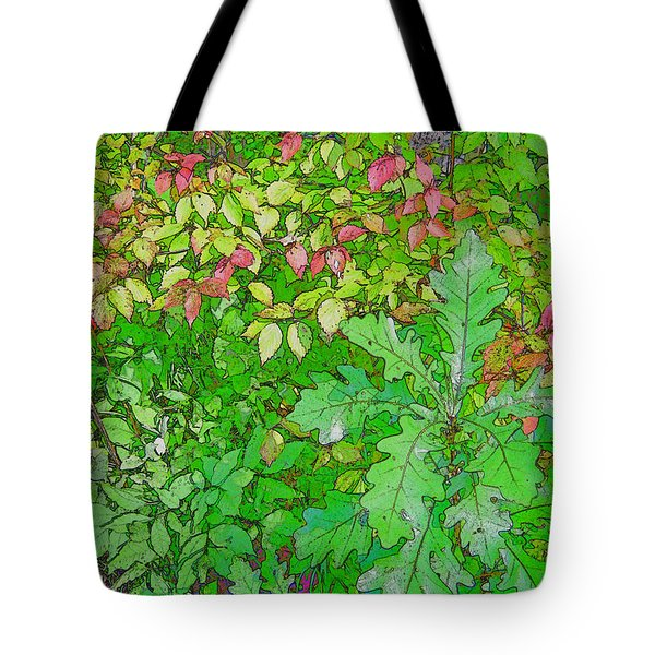 Autumn Splender Tote Bag by Joanne Smoley