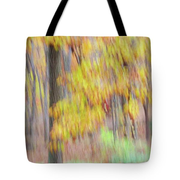 Autumn Splendor Tote Bag by Bernhart Hochleitner