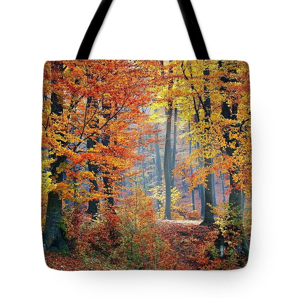Autumn Splendour Tote Bag