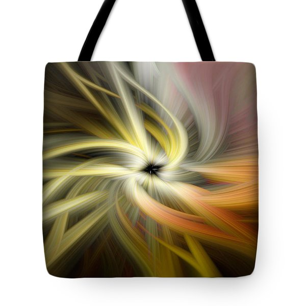 Autumn Swirls Tote Bag