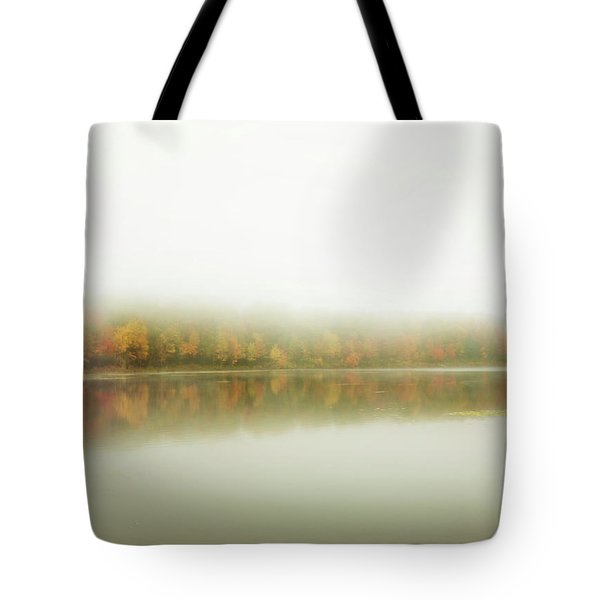 Autumn Symmetry Tote Bag