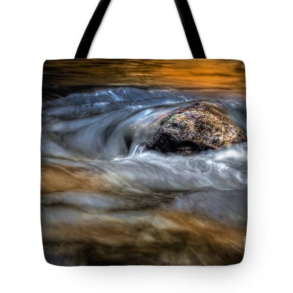 Autumn Waters Tote Bag
