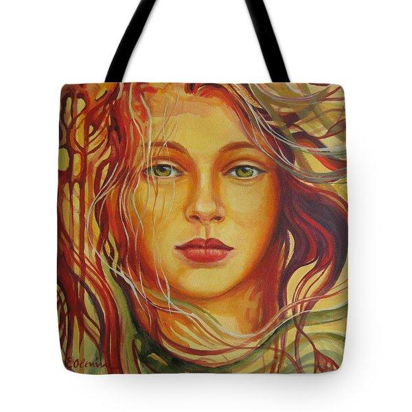 Autumn Wind 2 Tote Bag
