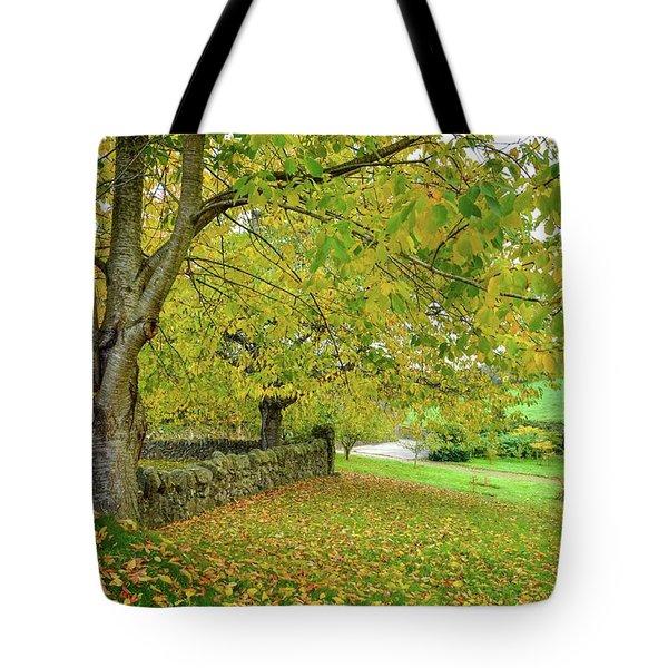 Autumn Wonderland Tote Bag