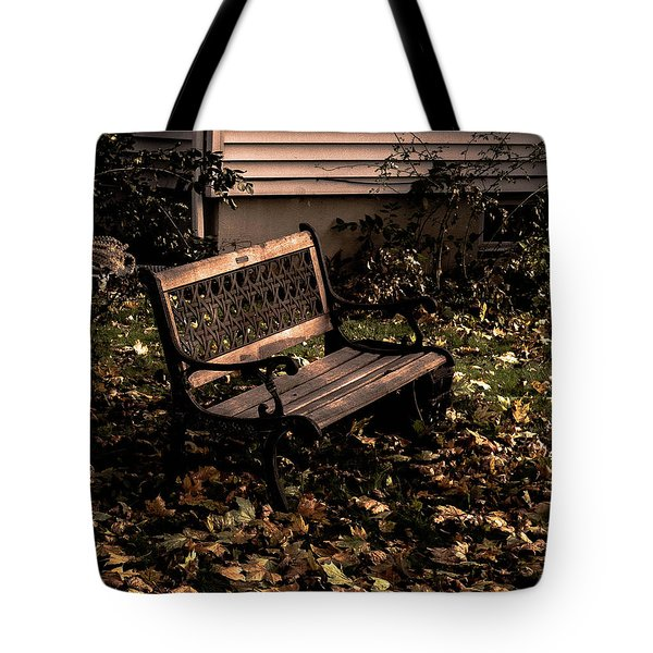 Autumnal Solace Tote Bag