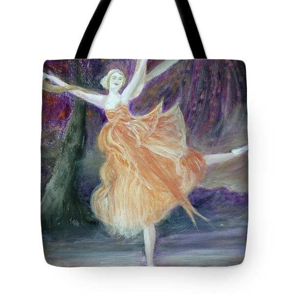 Autumnal Spirit Tote Bag