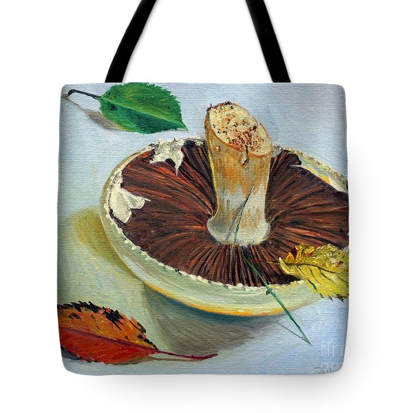 Autumnal Still Life, Tote Bag