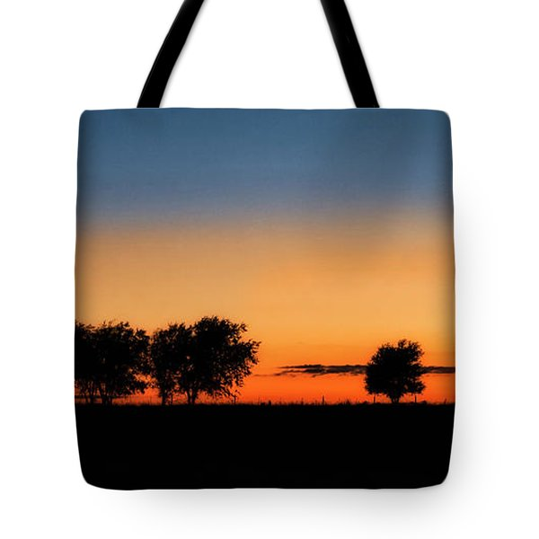 Autumn's Golden Glow Tote Bag