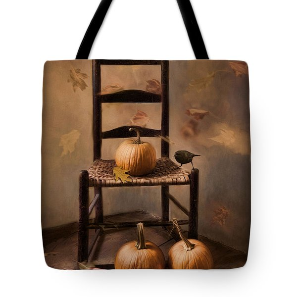Autumn's In The Air Tote Bag