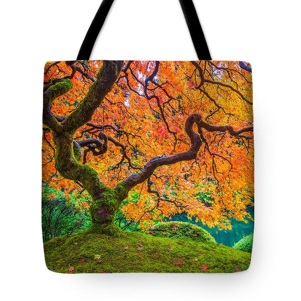 Autumn's Jewel Tote Bag