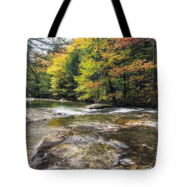 Autumns Kiss Tote Bag