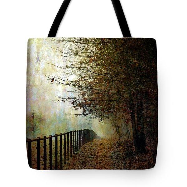 Autumns Path 7864 Idp_2 Tote Bag