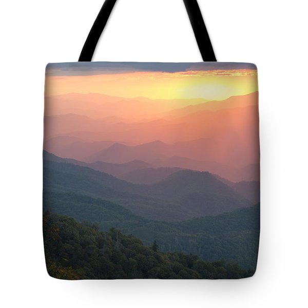 Autumn's Promise Tote Bag by Doug McPherson