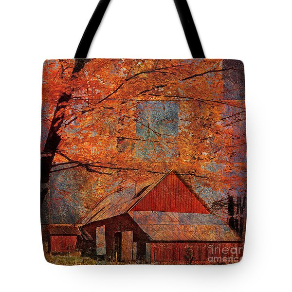 Autumn's Slate 2015 Tote Bag