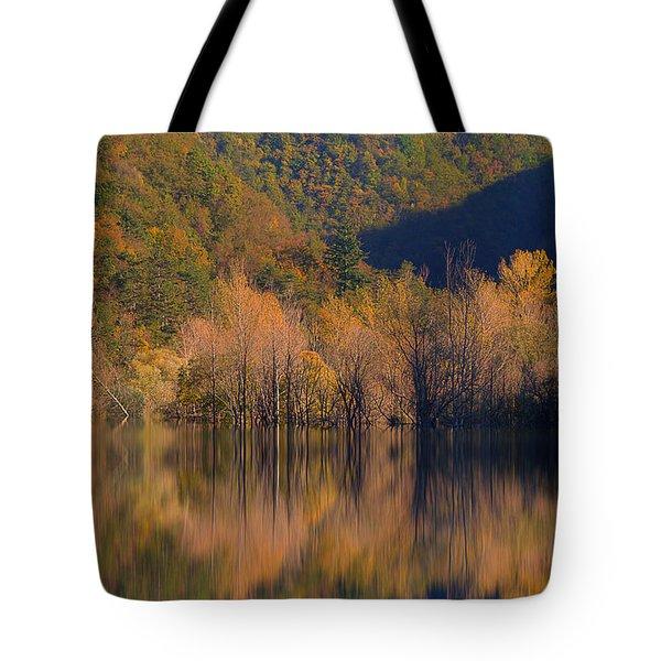 Autunno In Liguria - Autumn In Liguria 1 Tote Bag