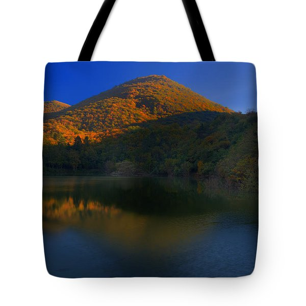 Tote Bag featuring the photograph Autunno In Liguria - Autumn In Liguria 3 by Enrico Pelos