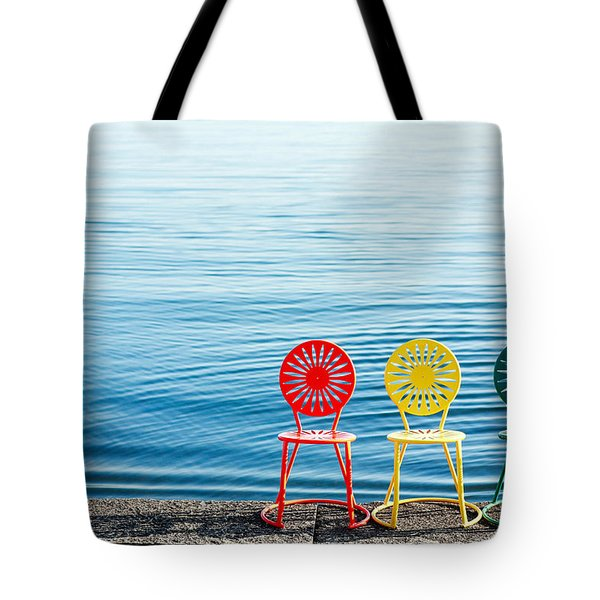 Available Seats Tote Bag