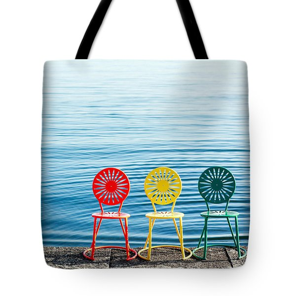 Available Seats Tote Bag by Todd Klassy