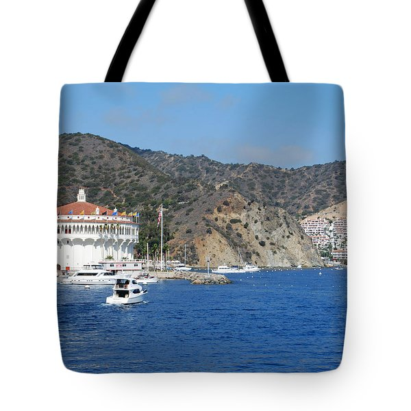 Avalon Catalina Ca Tote Bag