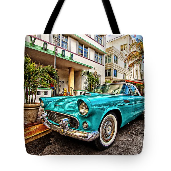 Tote Bag featuring the photograph Avalon by Joe Paul