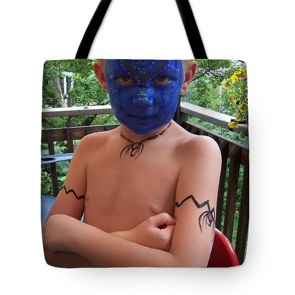 Avatar Fun Tote Bag