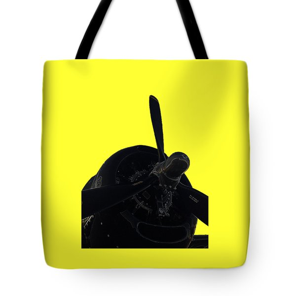 Avenger Tote Bag by Julio Lopez