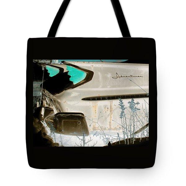 Desoto Aventurer Tote Bag