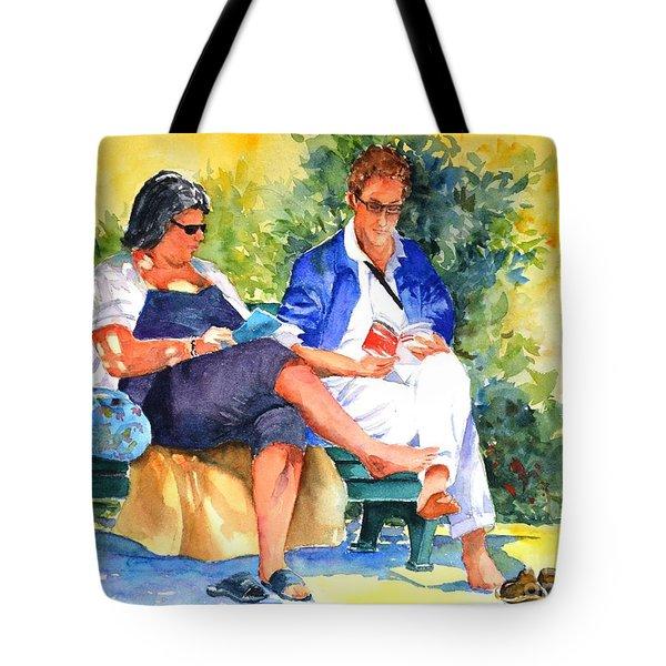 Avid Readers #1 Tote Bag