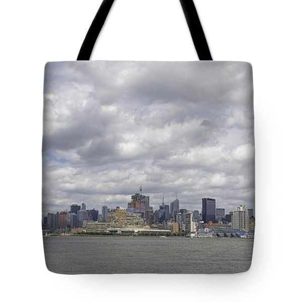 A View From New Jersey 1 Tote Bag