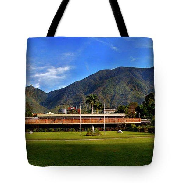 Avila Desde Colegio San Ignacio 2 Tote Bag