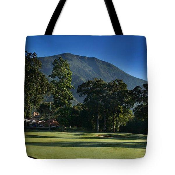 Avila Frome Hole18 Tote Bag