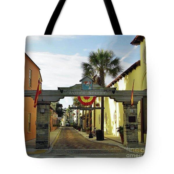 Aviles Street Tote Bag