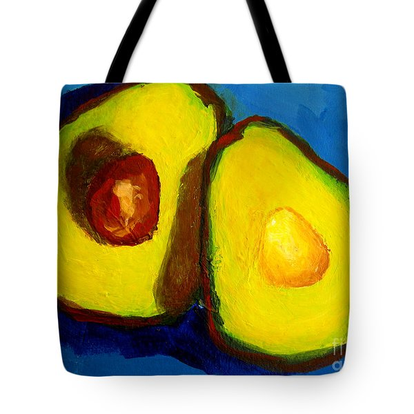 Avocado Palta IIi Tote Bag