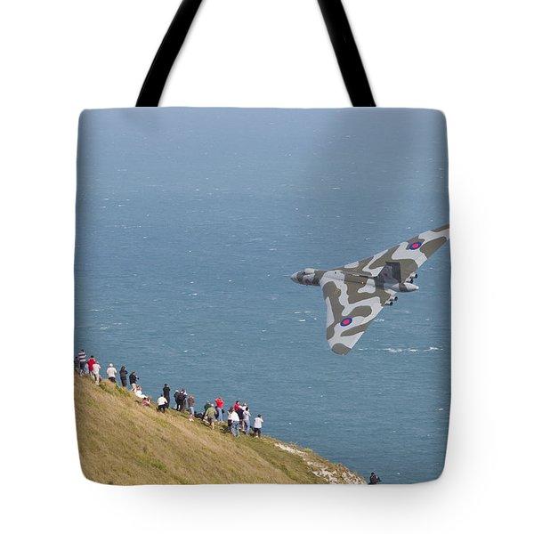 Avro Vulcan  Tote Bag