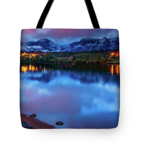 Awaiting Dawn Tote Bag