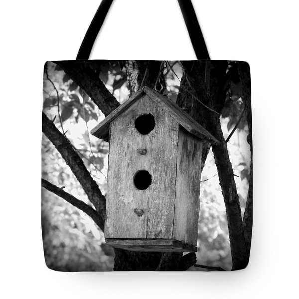 Awaiting Home Tote Bag