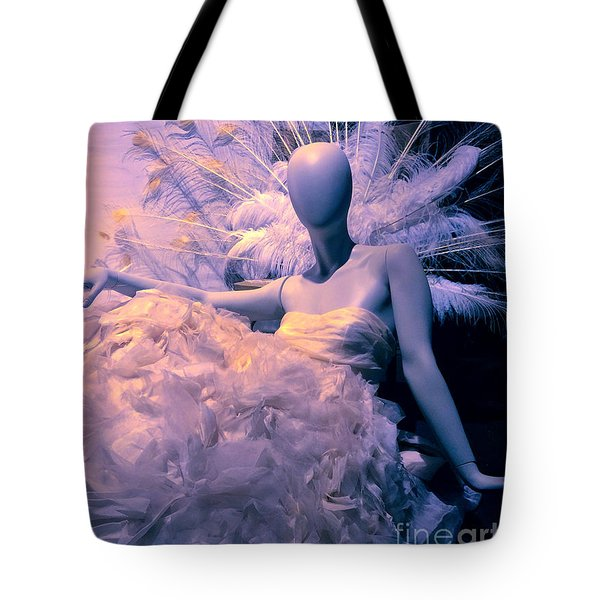 Awaiting The Next Party Tote Bag