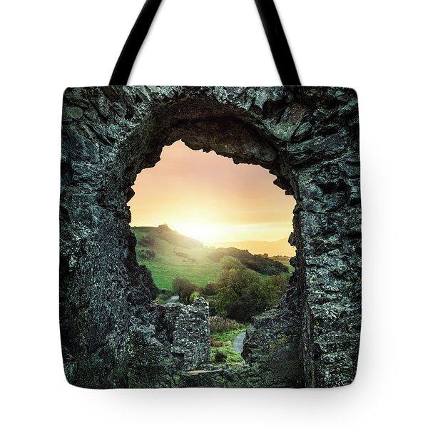 Awake The Spirit Within Tote Bag