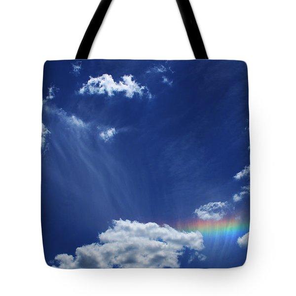 Awaken Tote Bag by Linda Sannuti