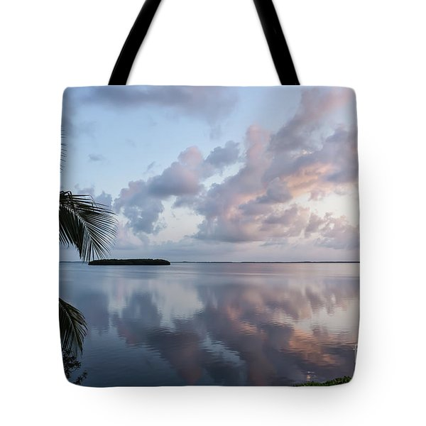 Awakening At Sunrise Tote Bag