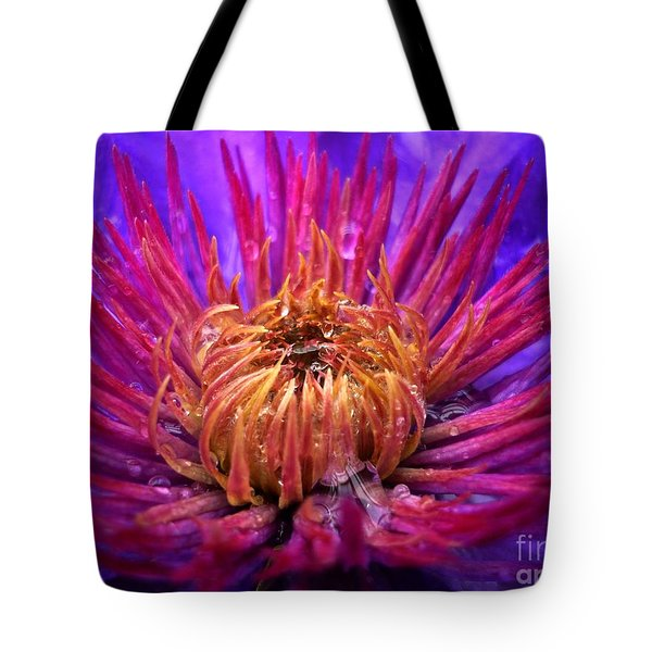Tote Bag featuring the photograph Awakening by Jeff Breiman