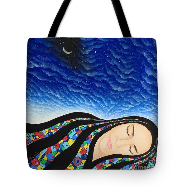Awakening Peace Tote Bag