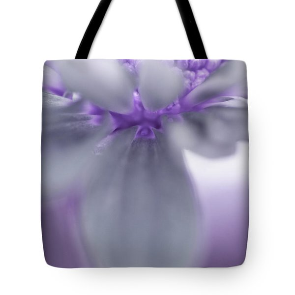 Awashed In Lavender Tote Bag