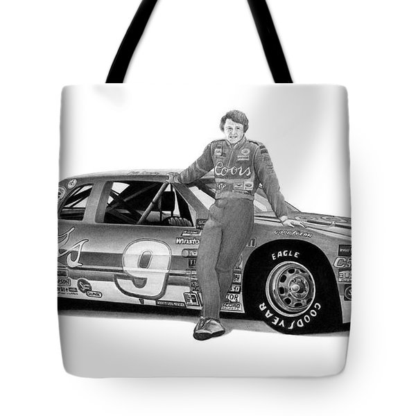 Awesome Bill Tote Bag