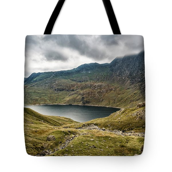 Awesome Hike Tote Bag