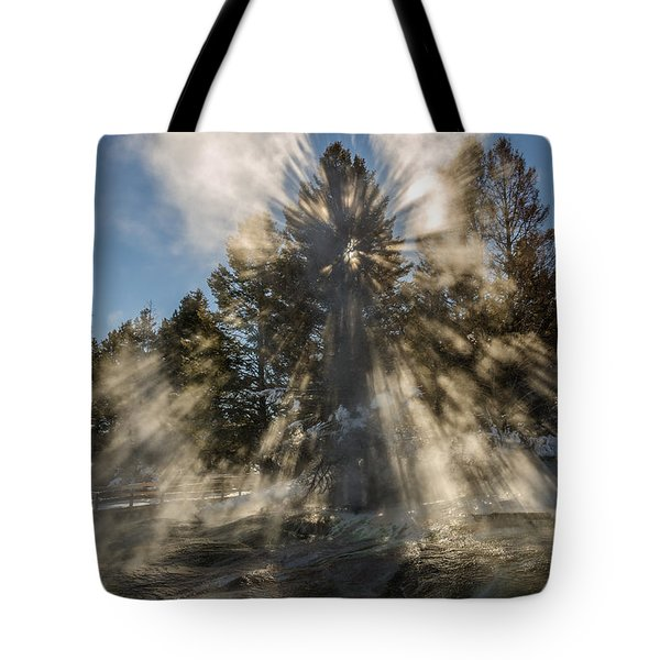 Awestruck Tote Bag