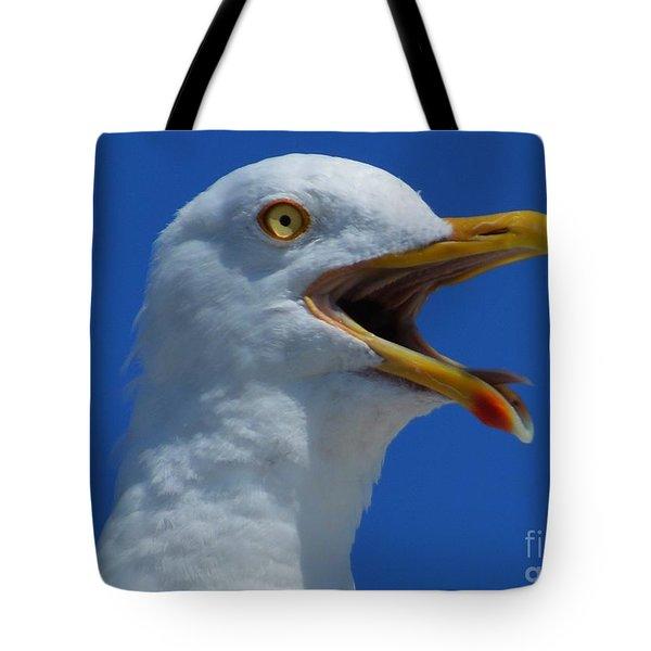 Awk Tote Bag