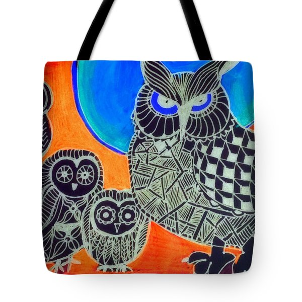 Awls Are Cool Tote Bag