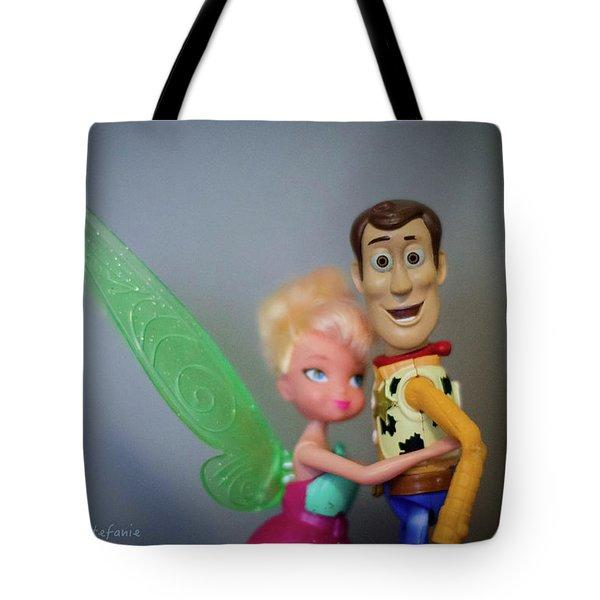 Awww Tink Tote Bag