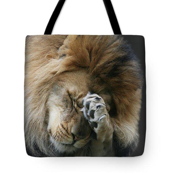 Awwwww.....  V2 Tote Bag
